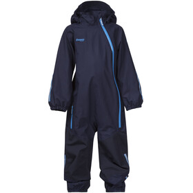 Bergans Kids Lilletind Coverall Navy/Dark Navy/Light Winter Sky